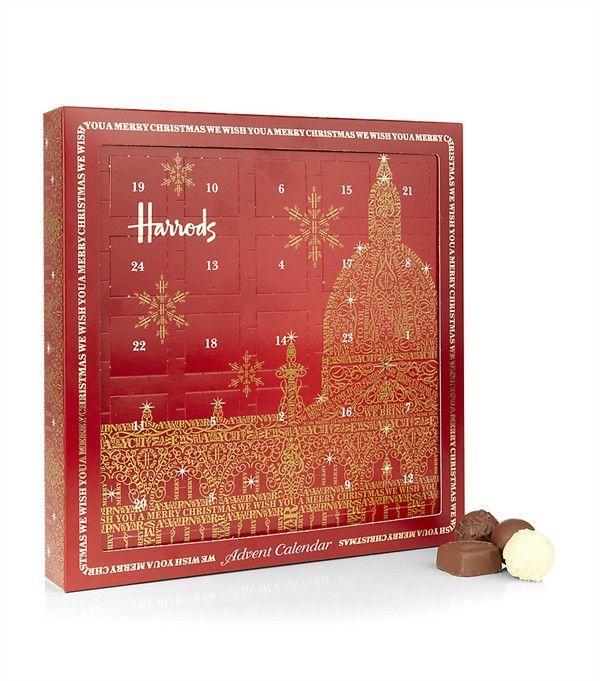 Harrods Chocolate Advent Calendar 240g