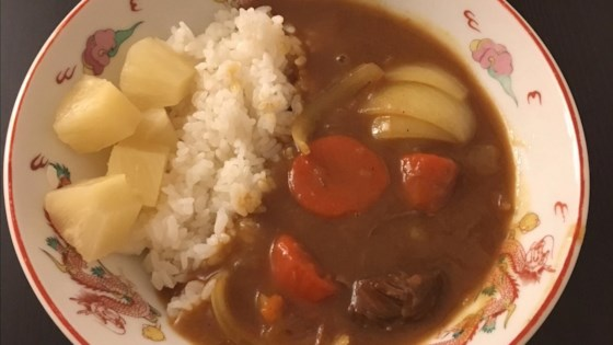 Japanese Curry Recipe Allrecipes Com In 2020 Curry Recipes Japanese Curry Curry