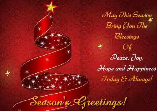 The Blessings Of The Wonderful Season Merry Christmas Everybody Beautiful Christmas Cards Merry Christmas Greetings