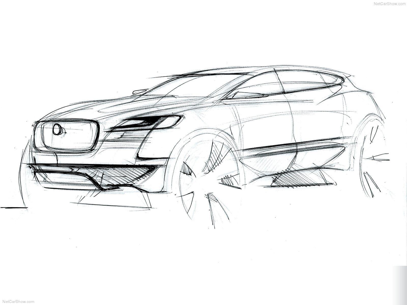 Jaguar C X17 Concept X Wallpaper 2c