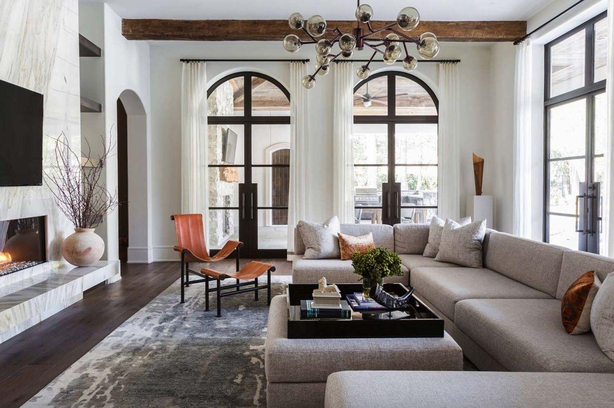34 Awesome Modern Mediterranean Homes Interior Design Ideas