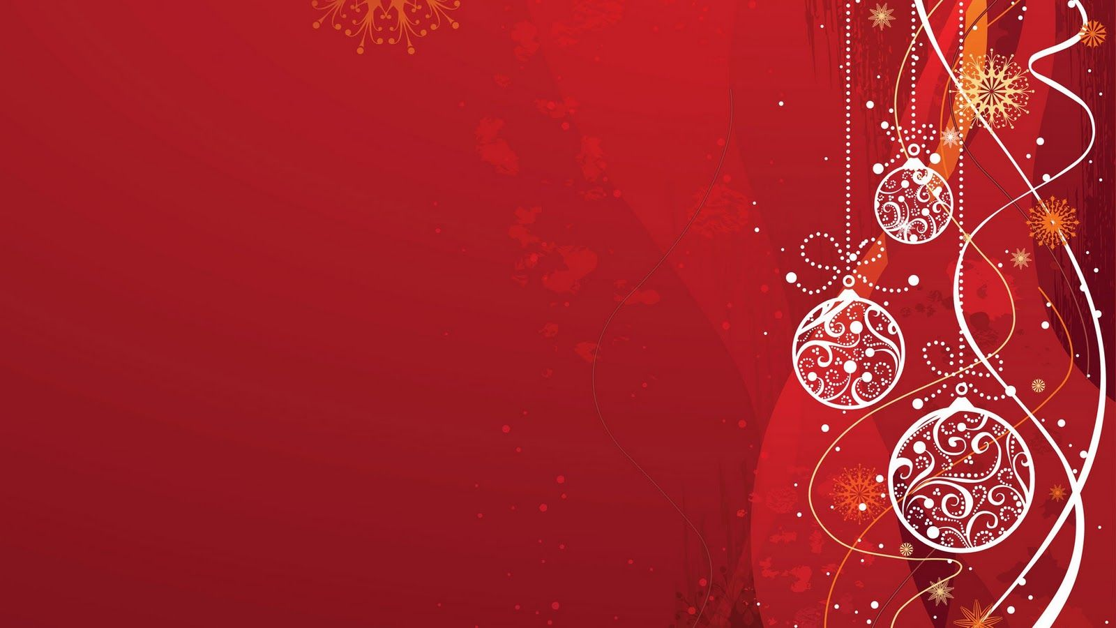 christmas backgrounds hd 1600x900px ~ christmas desktop