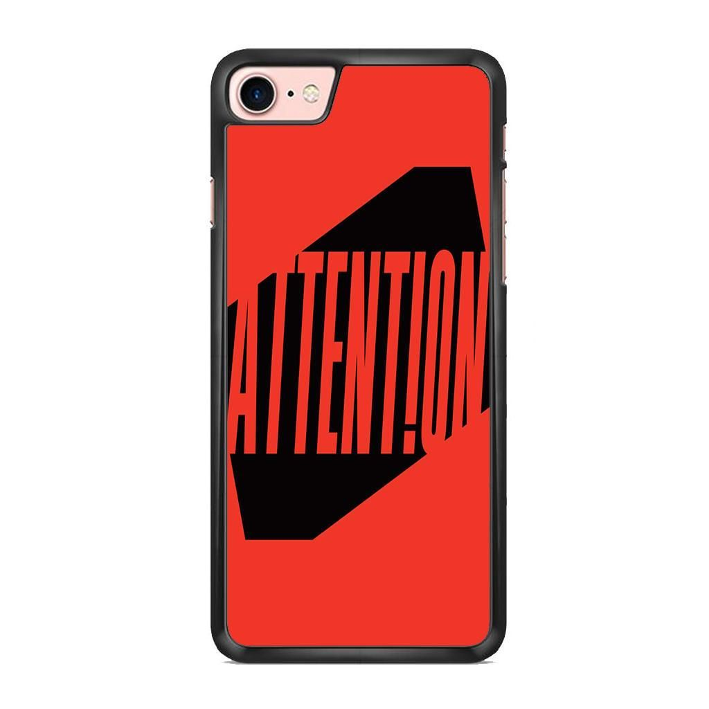 Charlie Puth Attention For Iphone 7 Case In 2020 Disney Iphone 7 Cases Iphone 7 Cases Charlie Puth