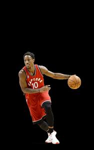 Demar Derozan Toronto Raptors Raptors Nba