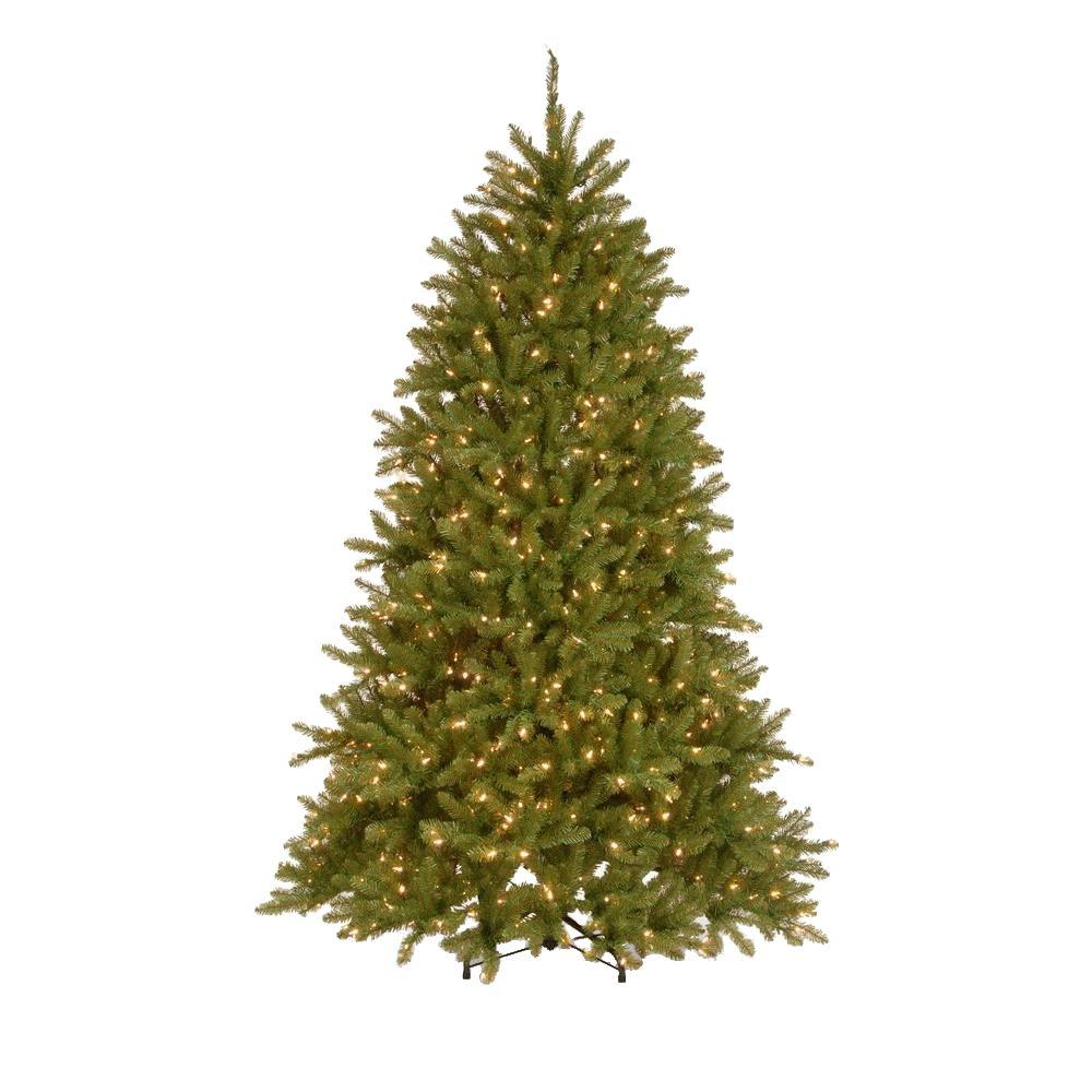 7 5 Ft Dunhill Fir Hinged Artificial Christmas Tree With 700 Low Voltage Dual Soft White Mult In 2021 Christmas Tree Color Changing Lights Artificial Christmas Tree Christmas tree with dual lights white and multicolored