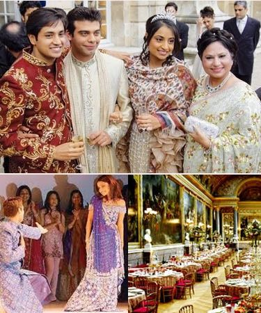 Top 4 Most Expensive Indian Weddings