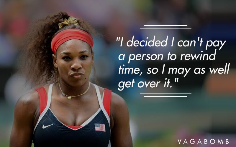 14 powerful quotes by the invincible serena williams to motivate you