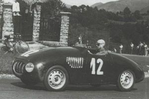 Sport Nazionale Stanguellini Automobili Fiat