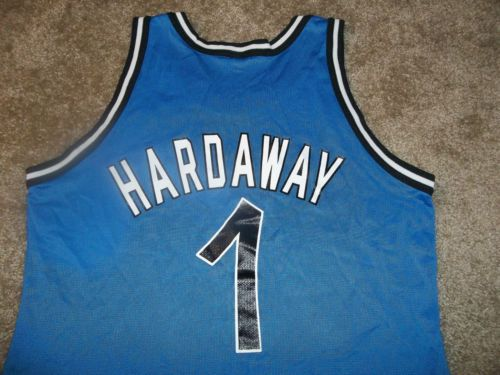 classic fit c66f2 7d336 Vintage Anfernee Penny Hardaway Orlando Magic Champion NBA ...