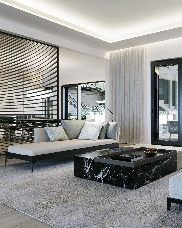 49 Impressive Interior Design Ideas For Living Room Apartment