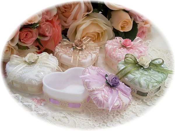 Romantic Victorian Home Collection: Wedding, Party Favors