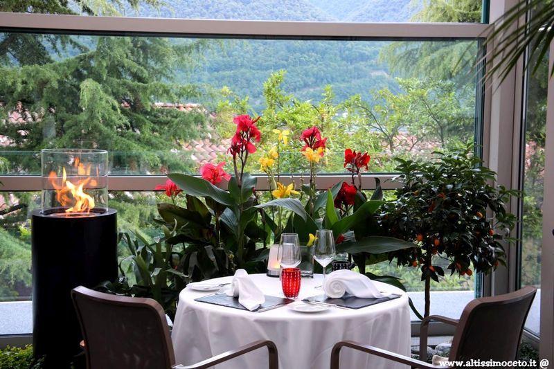Ristorante La Terrazza @Hotel Parco San Marco – Cima di Porlezza (CO ...