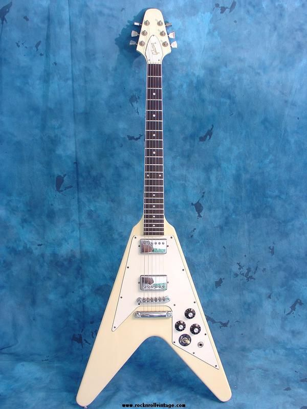 1981 Gibson Flying V | Rock and Roll | Pinterest | Guitars, Gibson ...