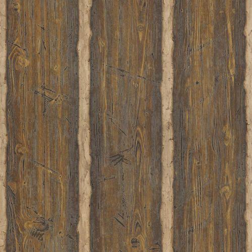 Dark brown rustic wood panel at menards home - Paintable wallpaper menards ...