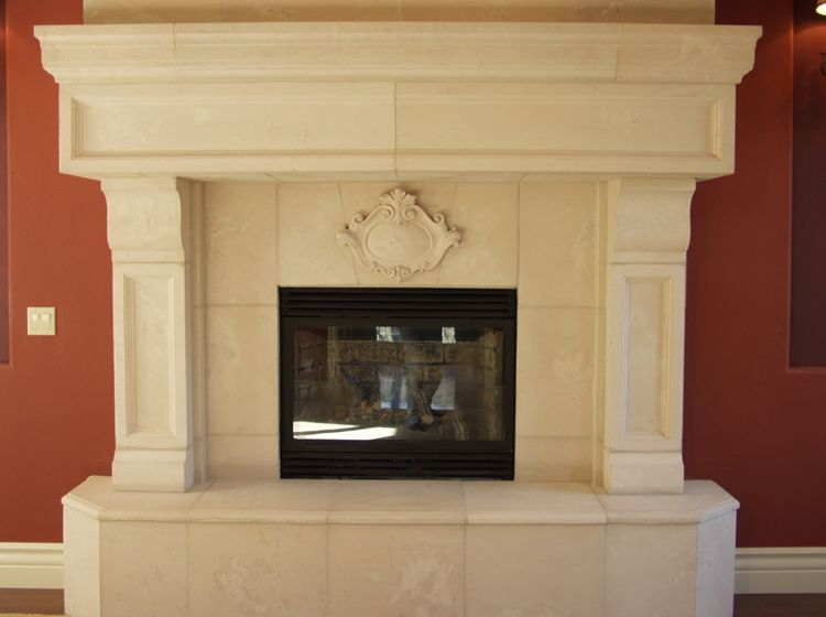 Cast Stone Fireplace Mantels | Tucson Cast Stone Fireplaces NJ - Cast Stone Fireplace Mantels Tucson Cast Stone Fireplaces NJ