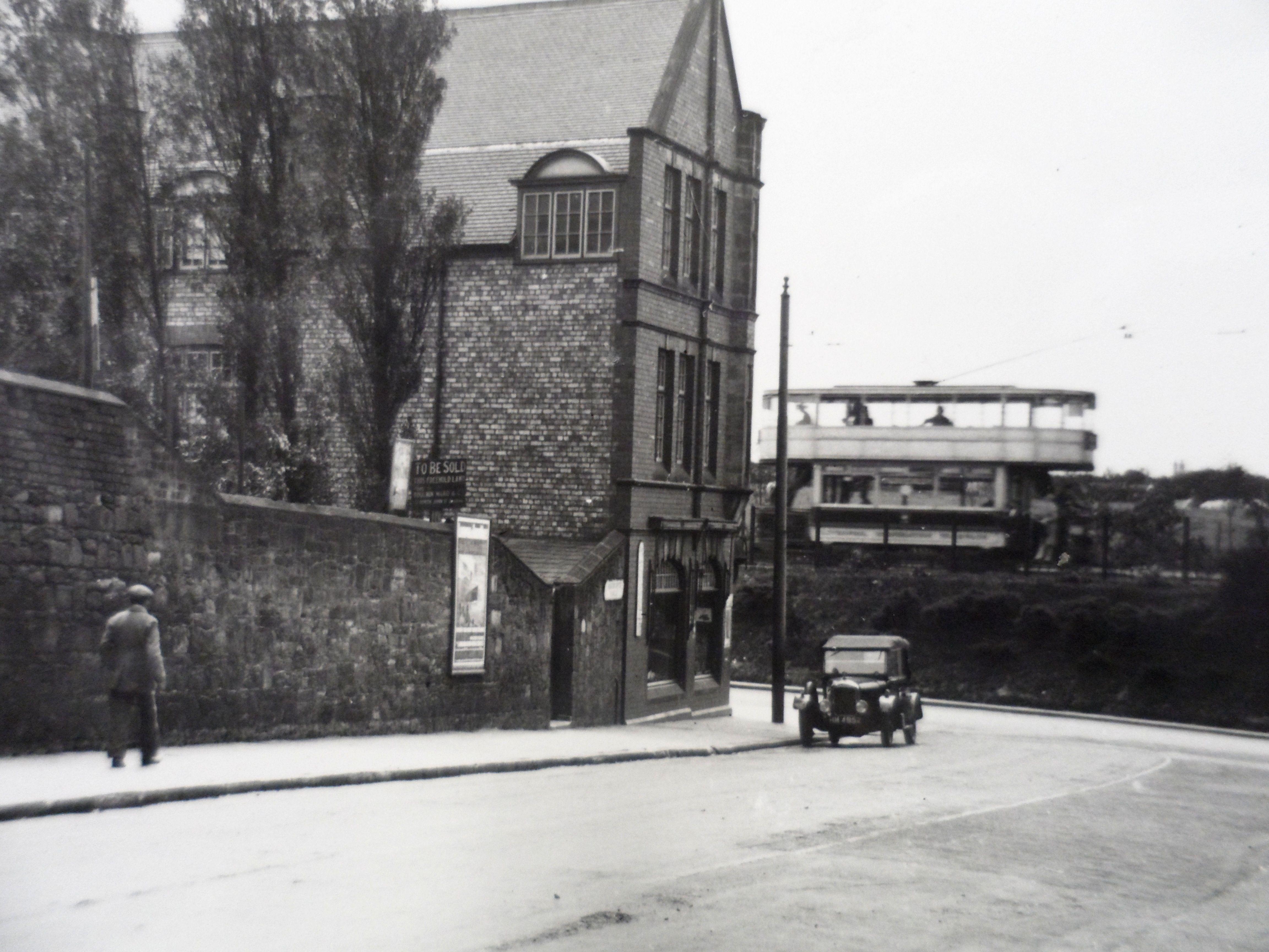 Aigburth Vale At Road End