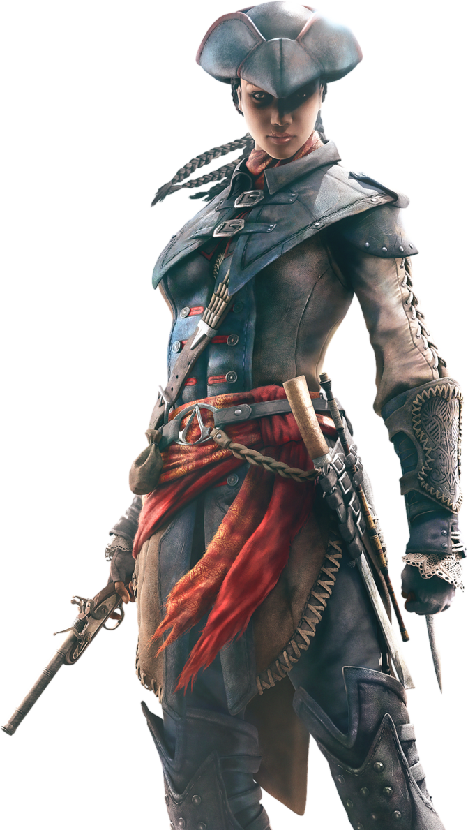 Assassin S Creed Liberation Aveline By Ivances On Deviantart