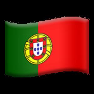 Flag Of Portugal Flag Emoji Emoji Portugal Flag