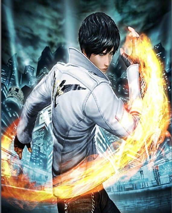 Kyo Kusanagi King Of Fighters Xiv Jacket King Of Fighters