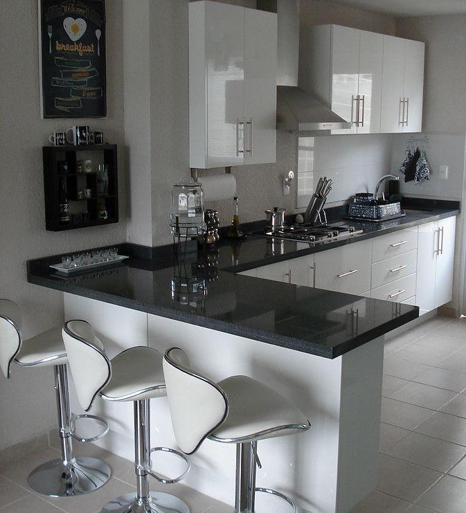 decoracion-de-cocinas-pequenas-y-modernas (4 | Decoracion de cocinas ...