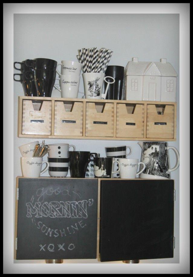 riviera maison, ikea, moomins - my kitchen