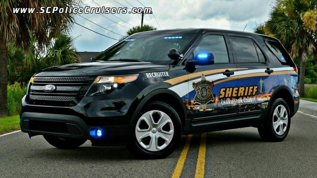 Interceptor Utility Police Cars Ford Police South Carolina Highway Patrol