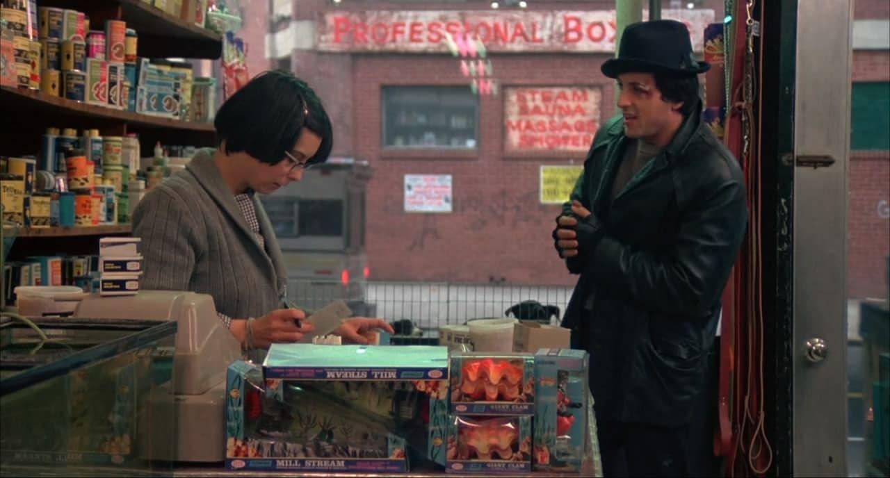 Rocky 1976 Fuld Film Online Streaming Dansk Movie123 Dette Er Filmen Der Inspirerede En Hel Nation Og Vandt En Oscar F Rocky Balboa Rocky And Adrian Rocky