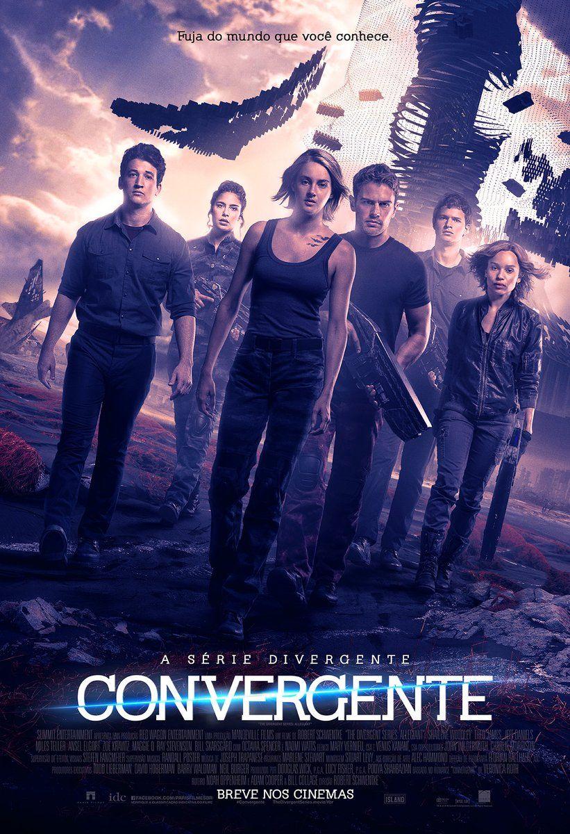 Convergente Divergente Filme Filmes Convergente Filme
