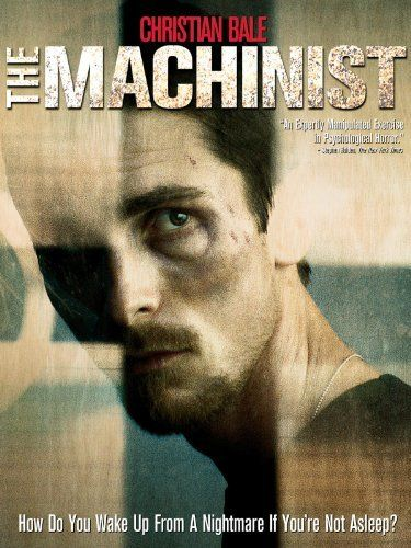 The Machinist Amazon Instant Video Christian Bale Http Www Amazon Com Dp B000i52luo Ref Cm Sw R Pi Christian Bale Psychological Thrillers Thriller Movies