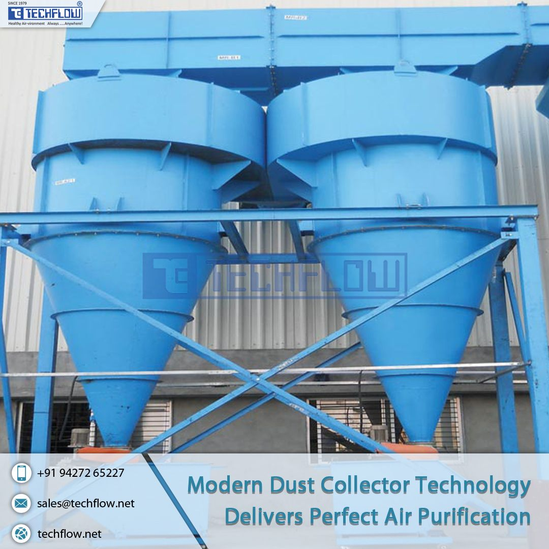 The main essence of the dust collection system is removal