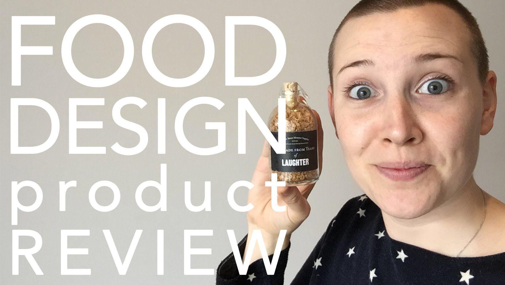 Food Design Product Review: Hoxton Street Monster Supplies' Salt! =) #fooddesign #fooddesignreview
