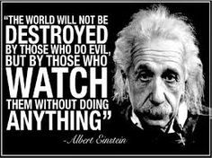 """DON'T JUST WATCH. World-renowned scientist Albert Einstein REFUSED to be racist. Traveled to Lincoln University of PA- first historically black college, est 1854, to lecture on Theory of Relativity. RESEARCH DdO:) - https://www.pinterest.com/DianaDeeOsborne/take-a-stand-stand/ - SOURCE= EBONY: Black History setting leaders like Langston Hughes, Thurgood Marshall, and Kwame Nkrumah- first president of Ghana graduated there. Einstein called racism as """"A disease that he could not be silent…"""