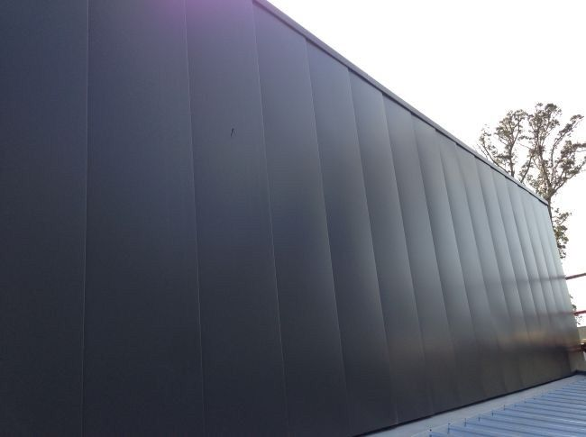 Advanced Metal Cladding Architectural Cladding Systems - Architectural cladding