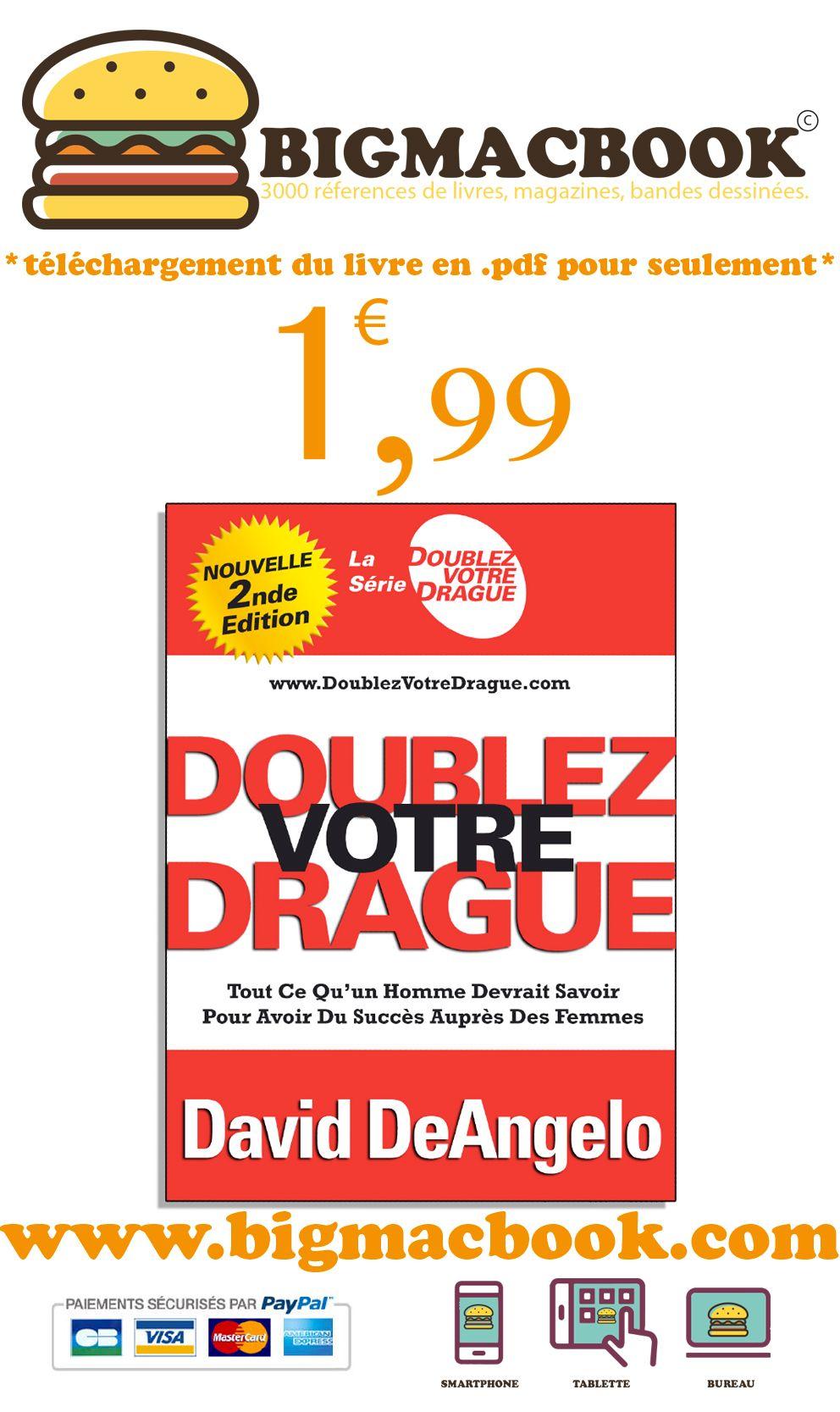 DRAGUE PDF DOUBLEZ VOTRE TÉLÉCHARGER