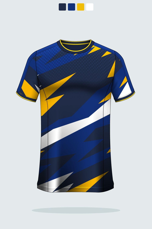 Download Sportswear Mockup Template Design Sport Shirt Design New T Shirt Design Sports Shirts