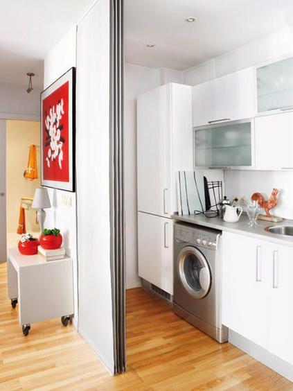 Decorar una casa en 50 metros cuadrados tonos claros for Metro cuadrado decoracion