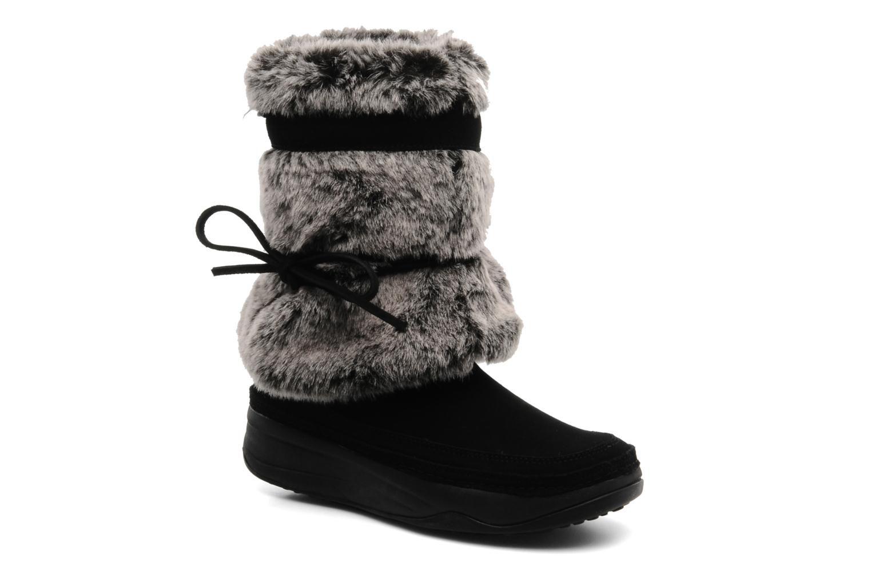 670e7aca Chalet-Snow 38711 Skechers (Noir) : livraison gratuite de vos Bottines et  boots Chalet-Snow 38711 Skechers chez Sarenza