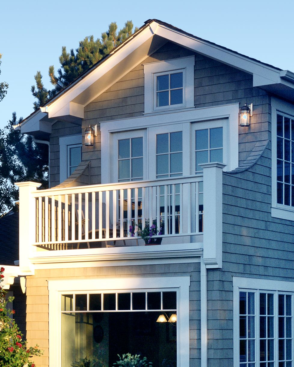 3rd Floor Addition Home Design Ideas Renovations Photos: Craftsman House Plans, Facade House, House With Porch