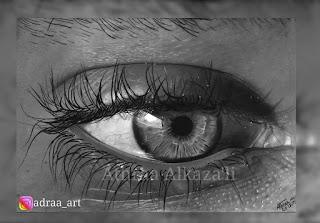 رسومات للعيون اجمل رسمات عيون رسومات للعين صور رسم العين رسم العين بالصور Painting