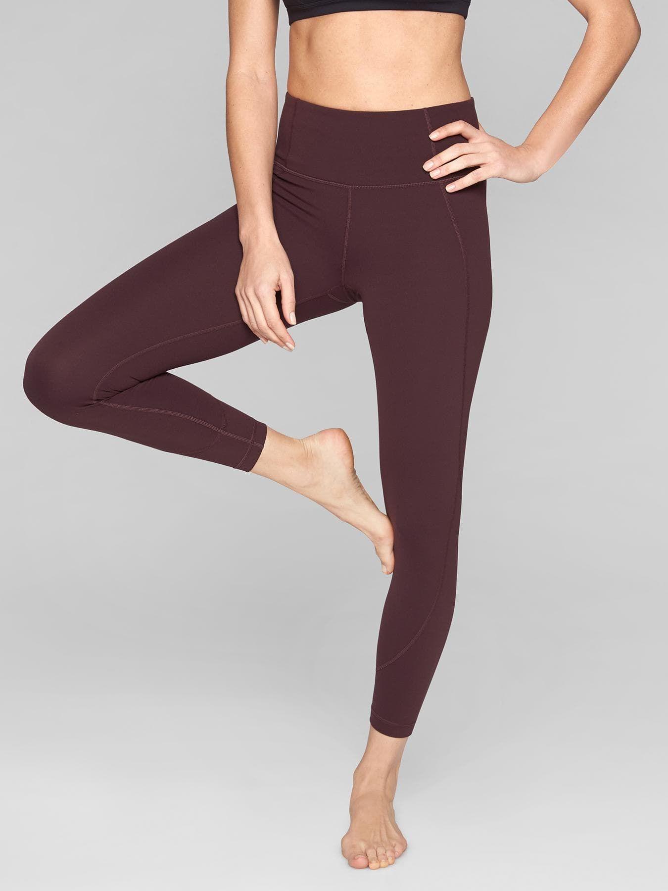 1e88e828ccd10 Athleta Salutation 7/8 Tight Outdoor Yoga, Date Night Dresses, Gym Gear,