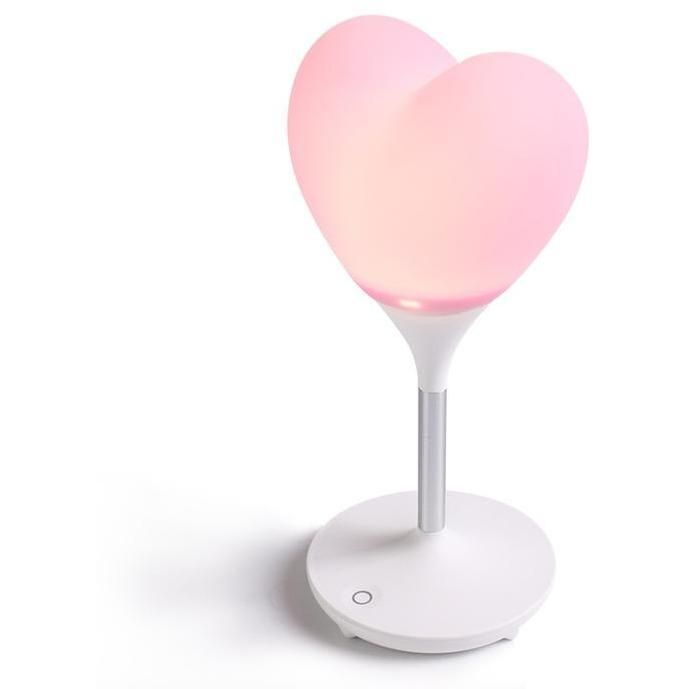 Robot Heart Lamp