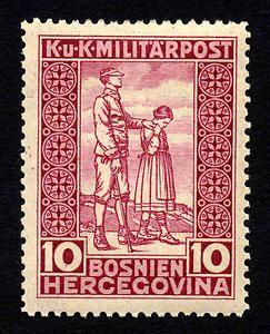 Bosnia and Herzegovina, 1916