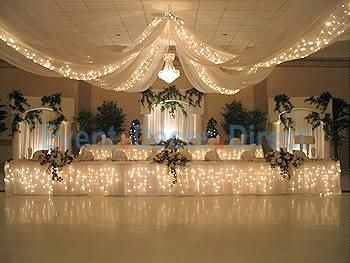 Pin By Sheena Davis On Wedding Wedding Ceiling Decorations Wedding Ceiling Wedding Reception Decorations