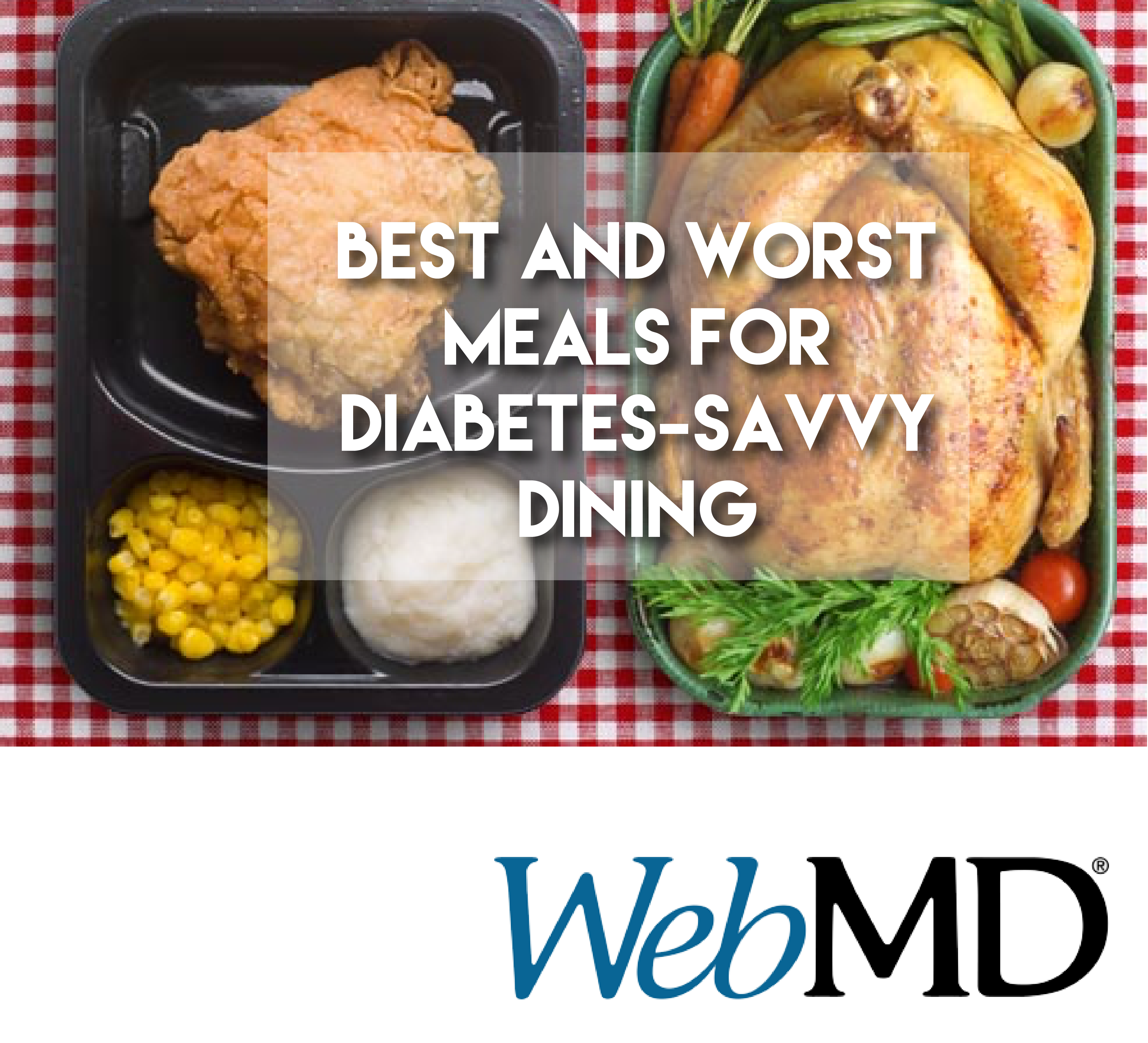 Best And Worst Meals For Diabetes Savvy Dining Diabetes Meal Meals Diabetic Cooking Diabetic Meals Planner Meals
