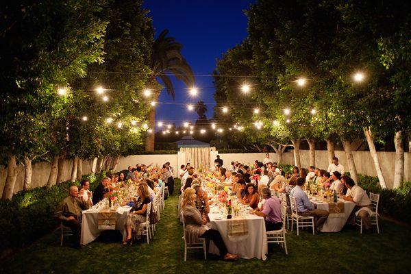 Fresh Palm Springs Wedding Ruffled