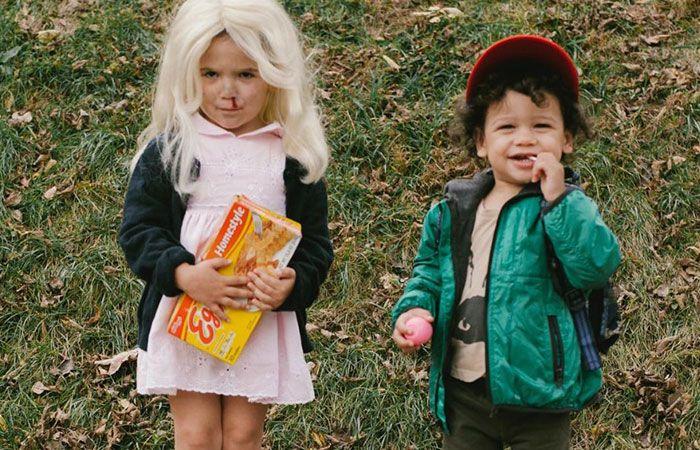 Disfraces caseros de Halloween para niños, fáciles y originales - Disfraces halloween caseros ...