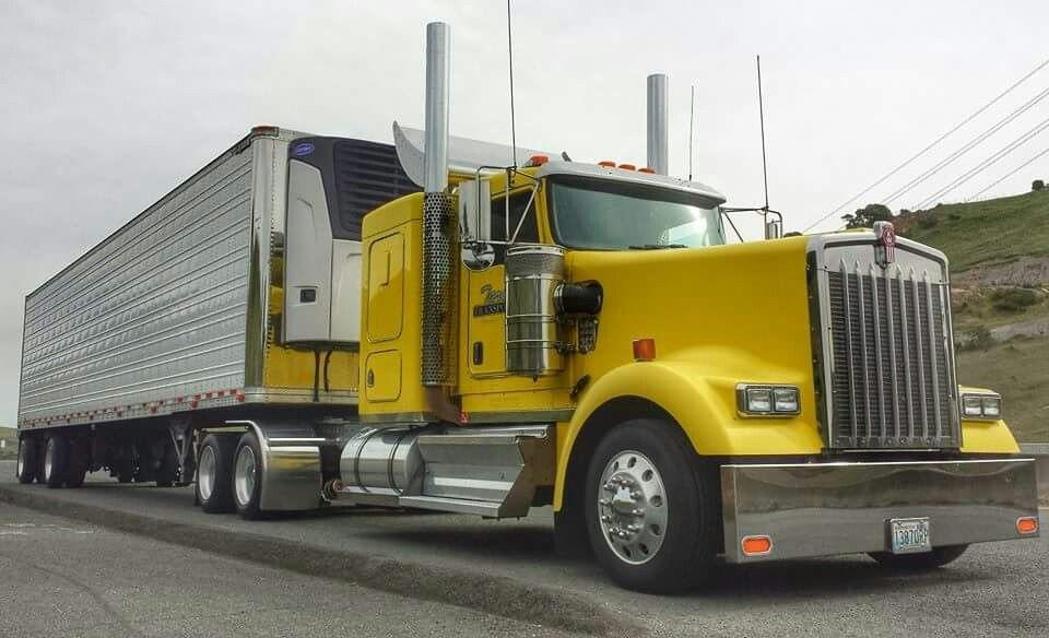 Pin by thomas on keep on truckin Cool trucks, Big trucks