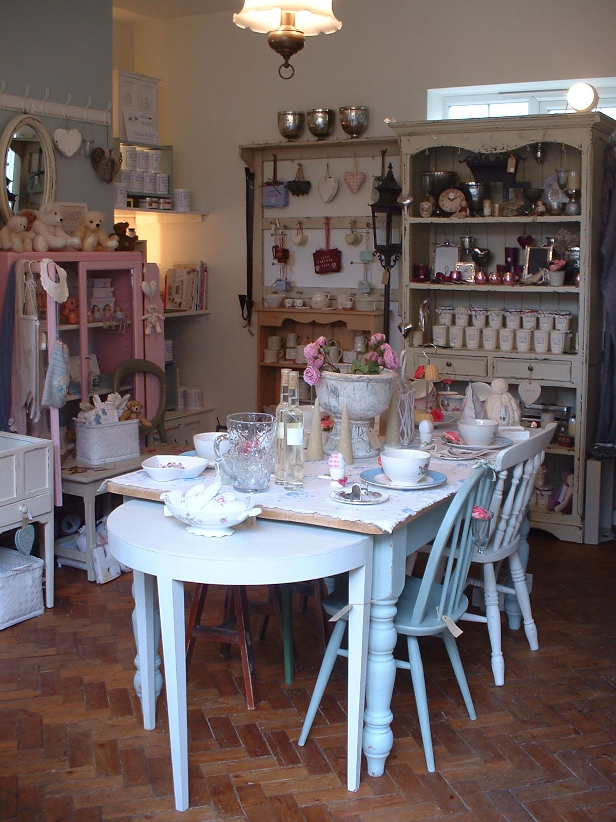 Pretty Pretty Pastels In Suzanne S Shop Called Shy Violet