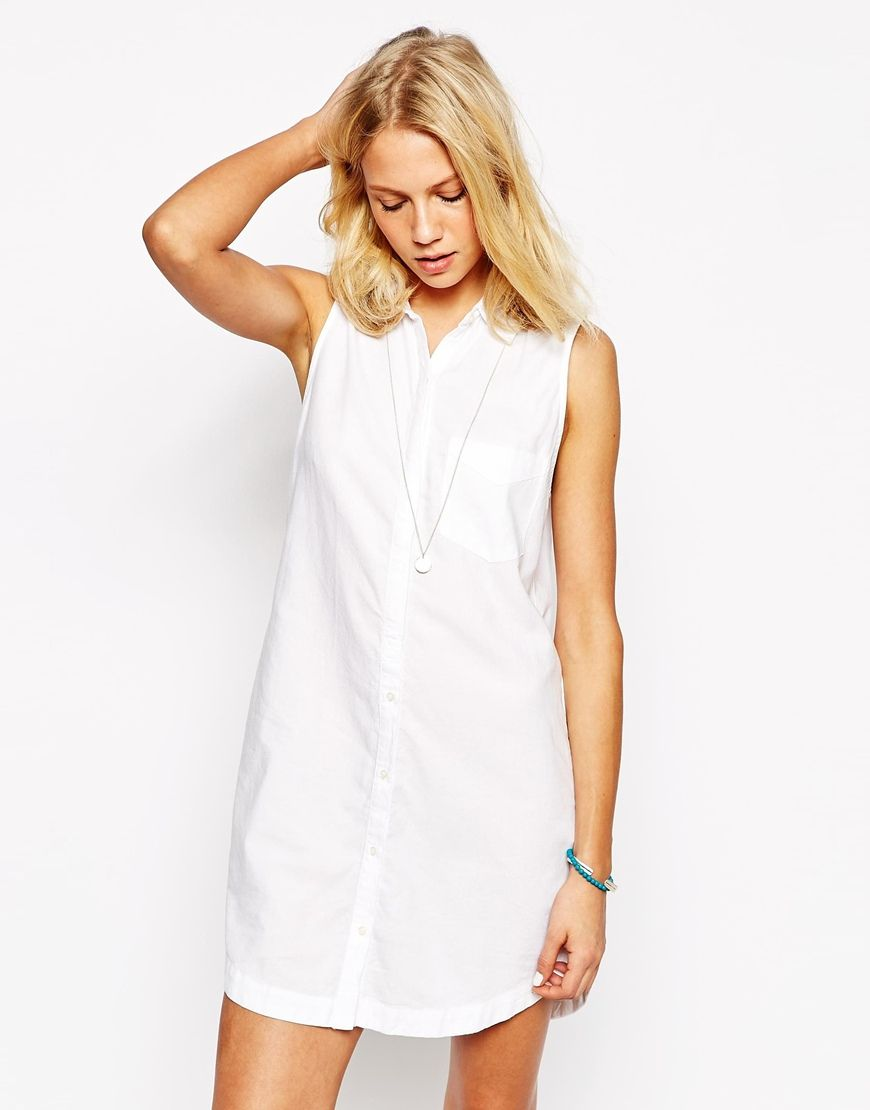 37+ Sleeveless shirt dress info