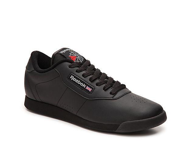 Women Classic Princess Sneaker Women's Black | TENIS